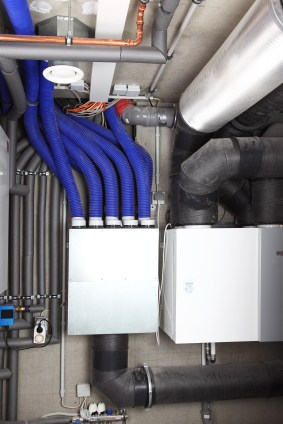 HVAC service for homes in Cudahy CA by B & M Air and Heating Inc